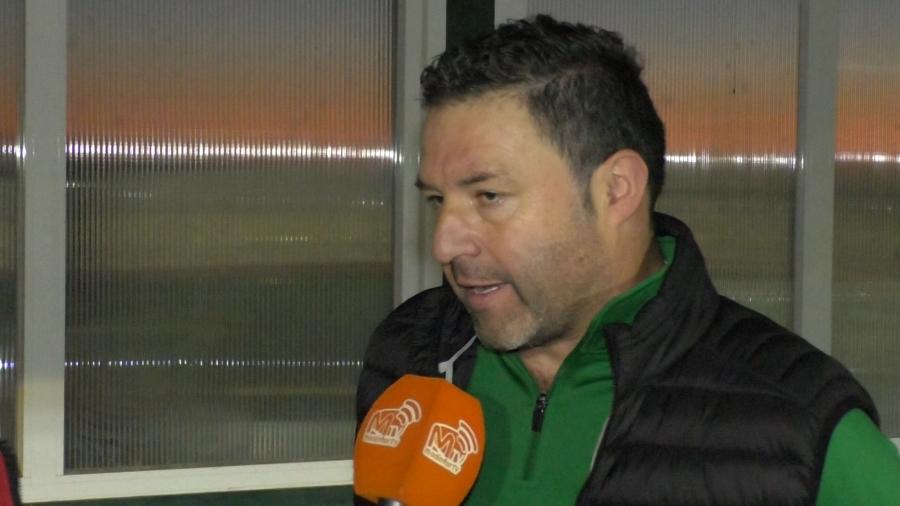 """Mario Tirado: """"Quiero ver un Aguilarense muy ofensivo y con ilusión"""""""