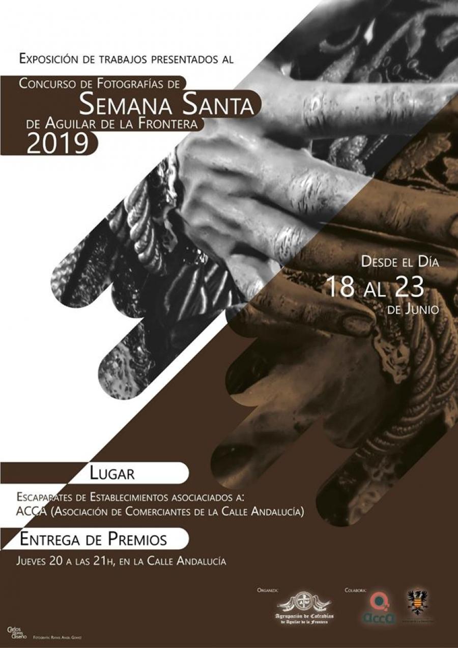 Entrega de premios y exposición del Concurso Fotográfico de Semana Santa