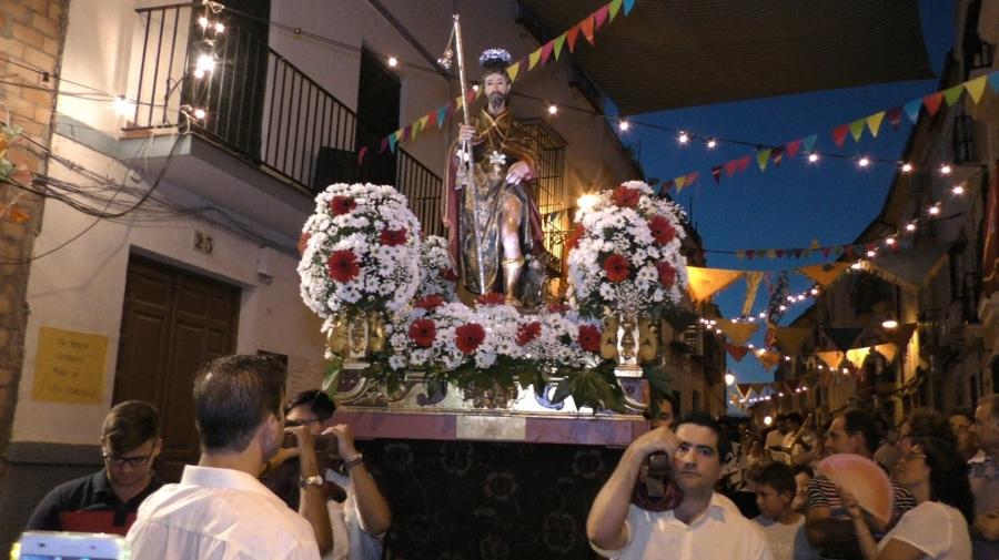 Cultos, Procesión y Verbena de San Roque