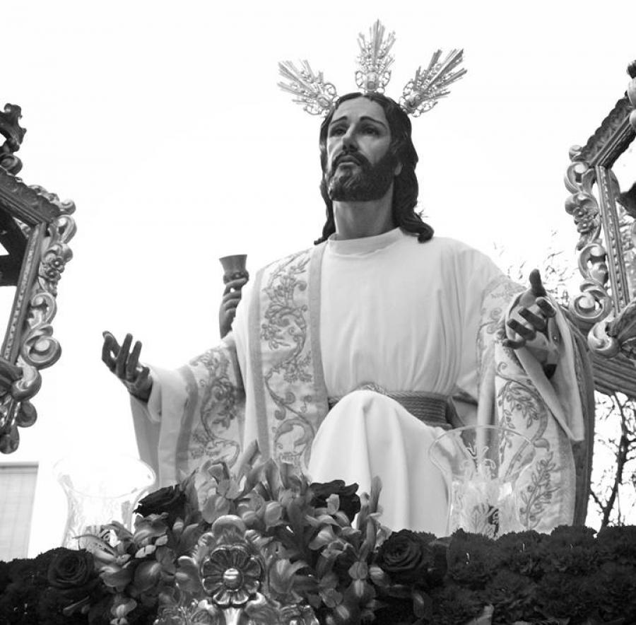 Salida Extraordinaria de Jesús Orando en el Huerto