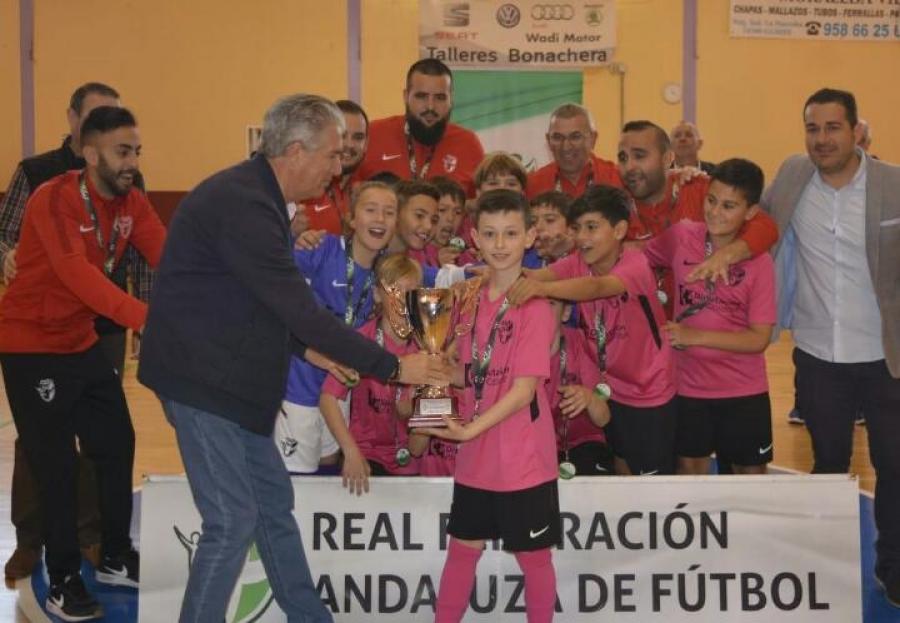 Álvaro Ruiz y Alejandro Prieto logran el tercer puesto en el Campeonato de Andalucía con la Selección Cordobesa