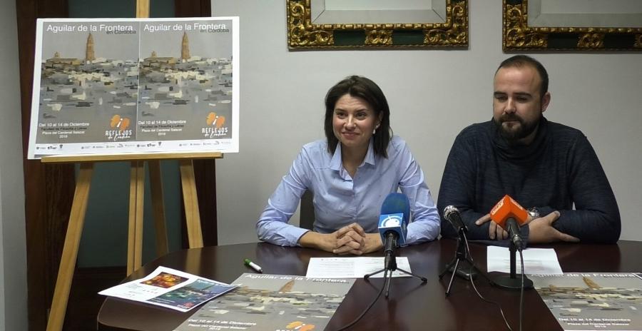 Aguilar participa en el Programa Reflejos en Córdoba