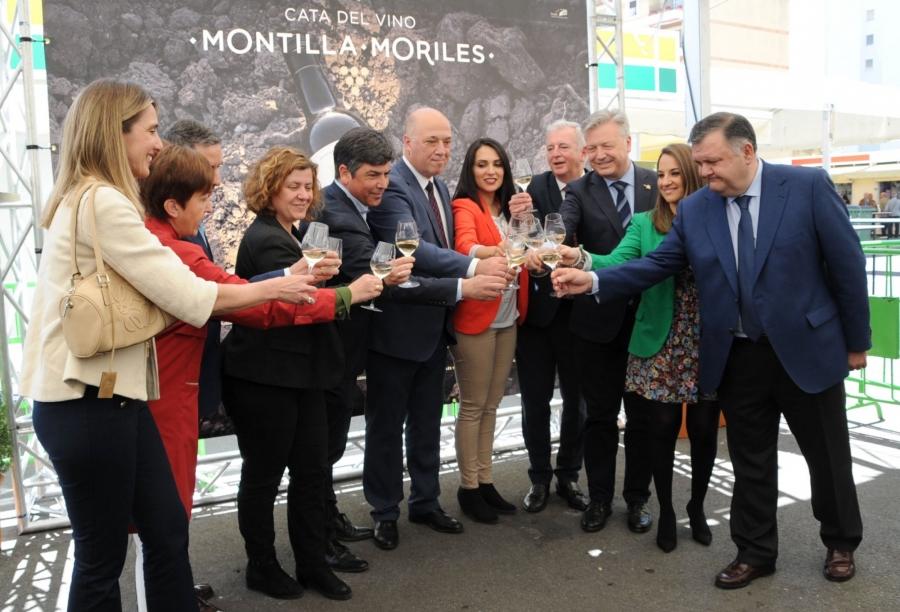 Abre sus puertas al público la Cata del Vino Montilla- Moriles 2018