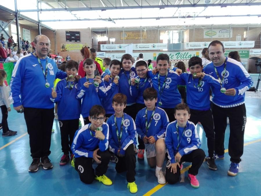 El Aguilar FS, entre los seis mejores equipos de Andalucía