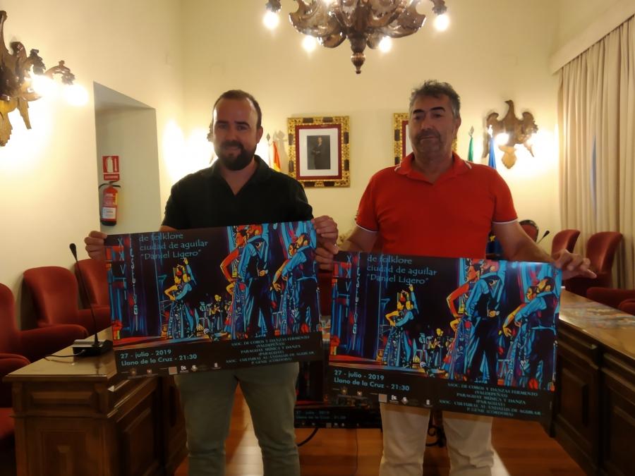 Presentado el XXVII Festival de Folklore Ciudad Aguilar 'Daniel Ligero'