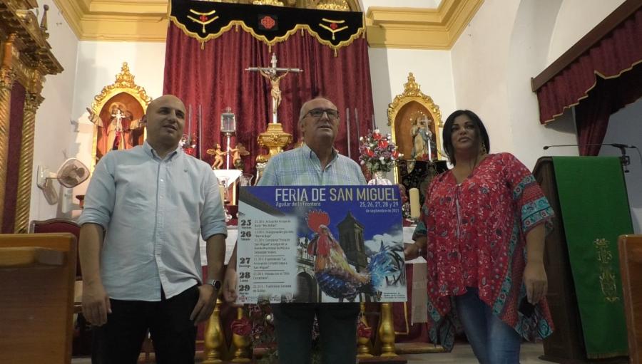 Aguilar de la Frontera vuelve a celebrar la feria de San Miguel