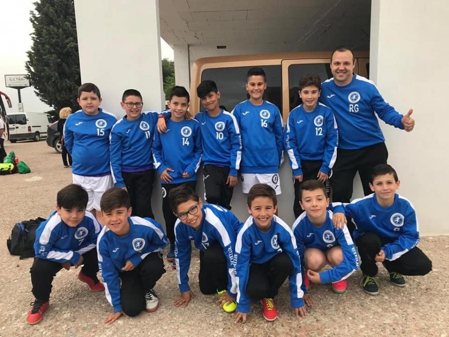 El Aguilar FS estará en la Fase Final del Campeonato de Andalucía