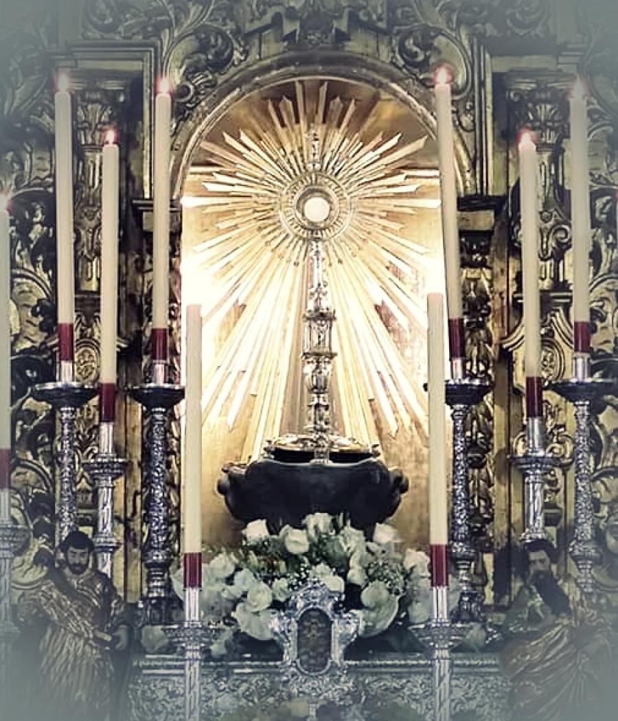 Emisión EN DIRECTO de la Función Principal del Corpus Christi 2021
