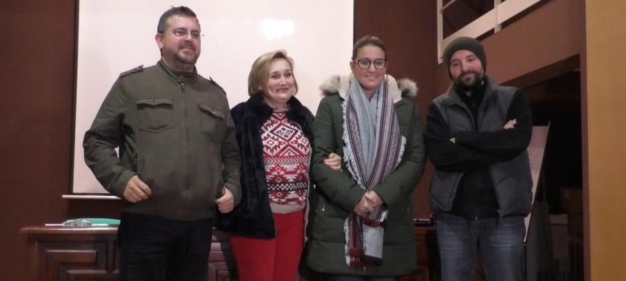 Presentado el vídeo promocional de Aguilar de la Frontera en FITUR