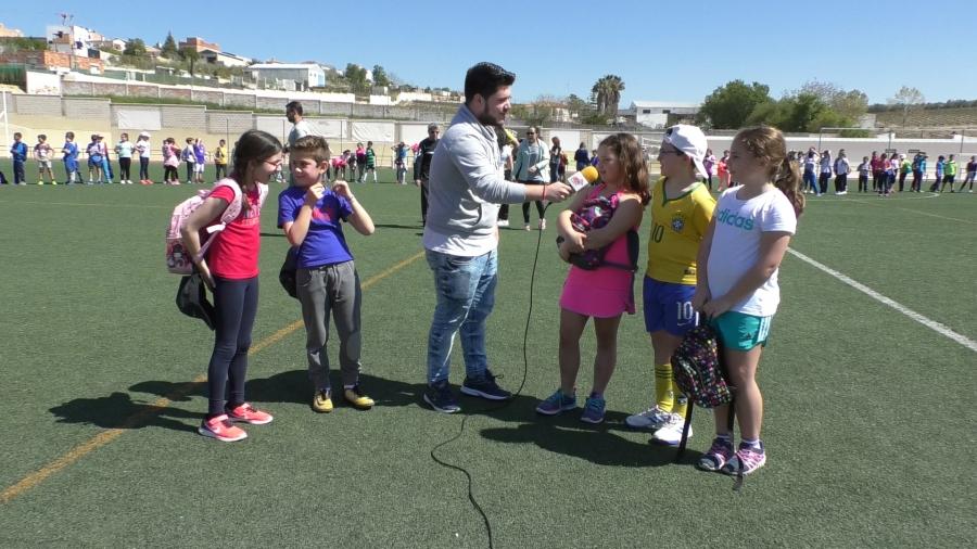 Inculcar los valores del deporte en las Olimpiadas Deportivas