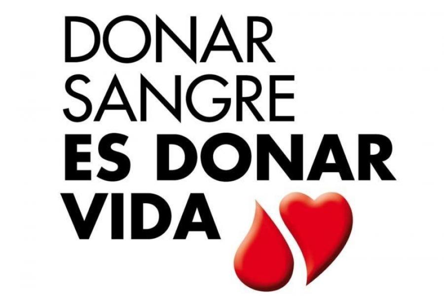 Donaciones de sangre en el Centro de Salud de Aguilar