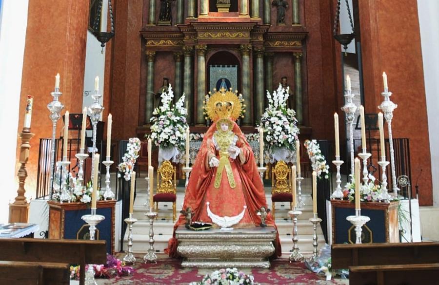 Suspendida la verbena y procesión de la Virgen de la Antigua pero se mantendrán los cultos