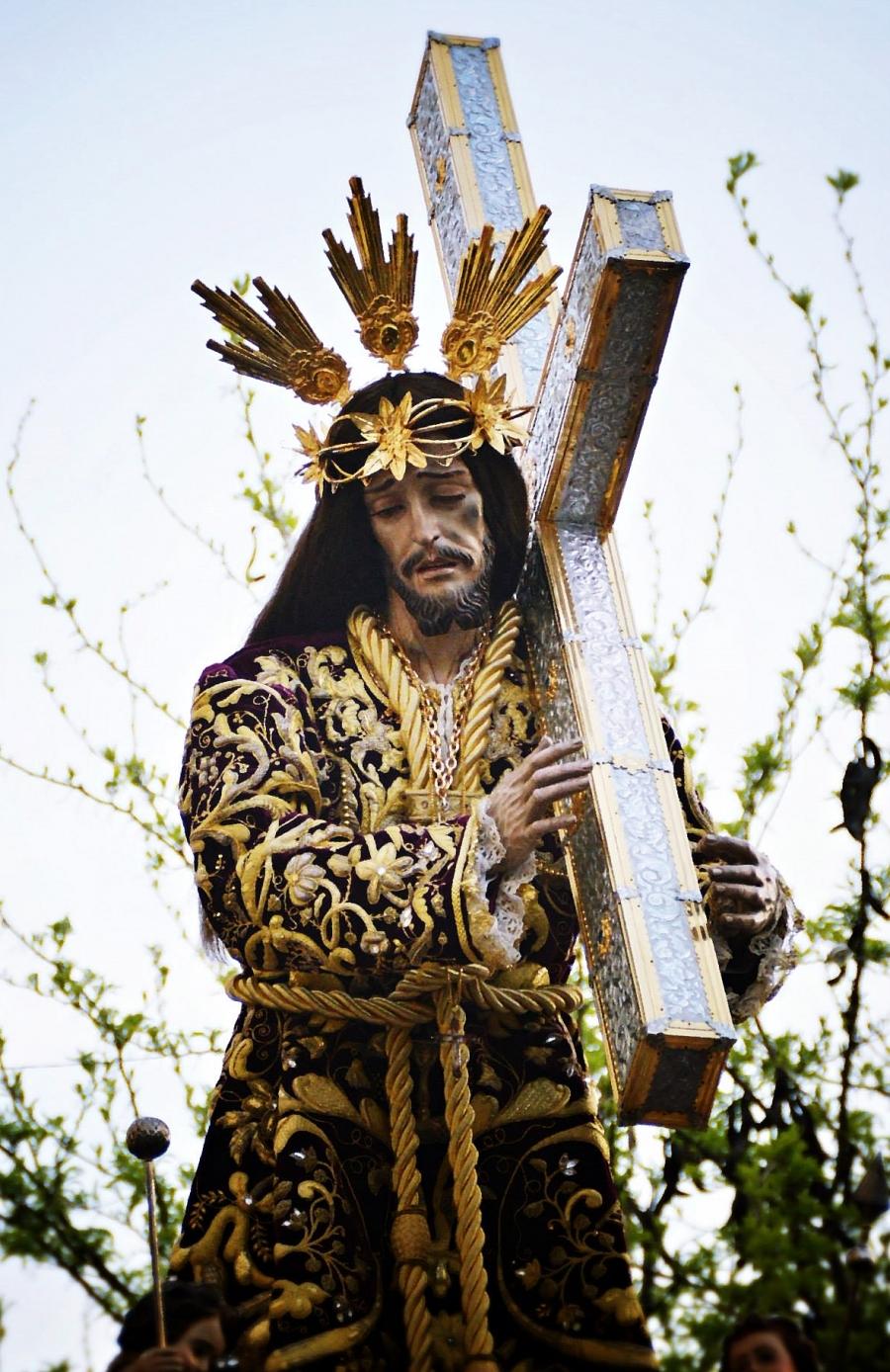 Horarios e itinerario de la salida extraordinaria de Jesús Nazareno