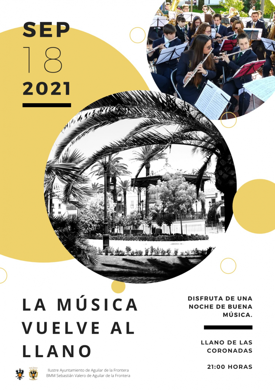 "La música de la Banda Municipal ""Sebastián Valero"" vuelve al Llano de las Coronadas"