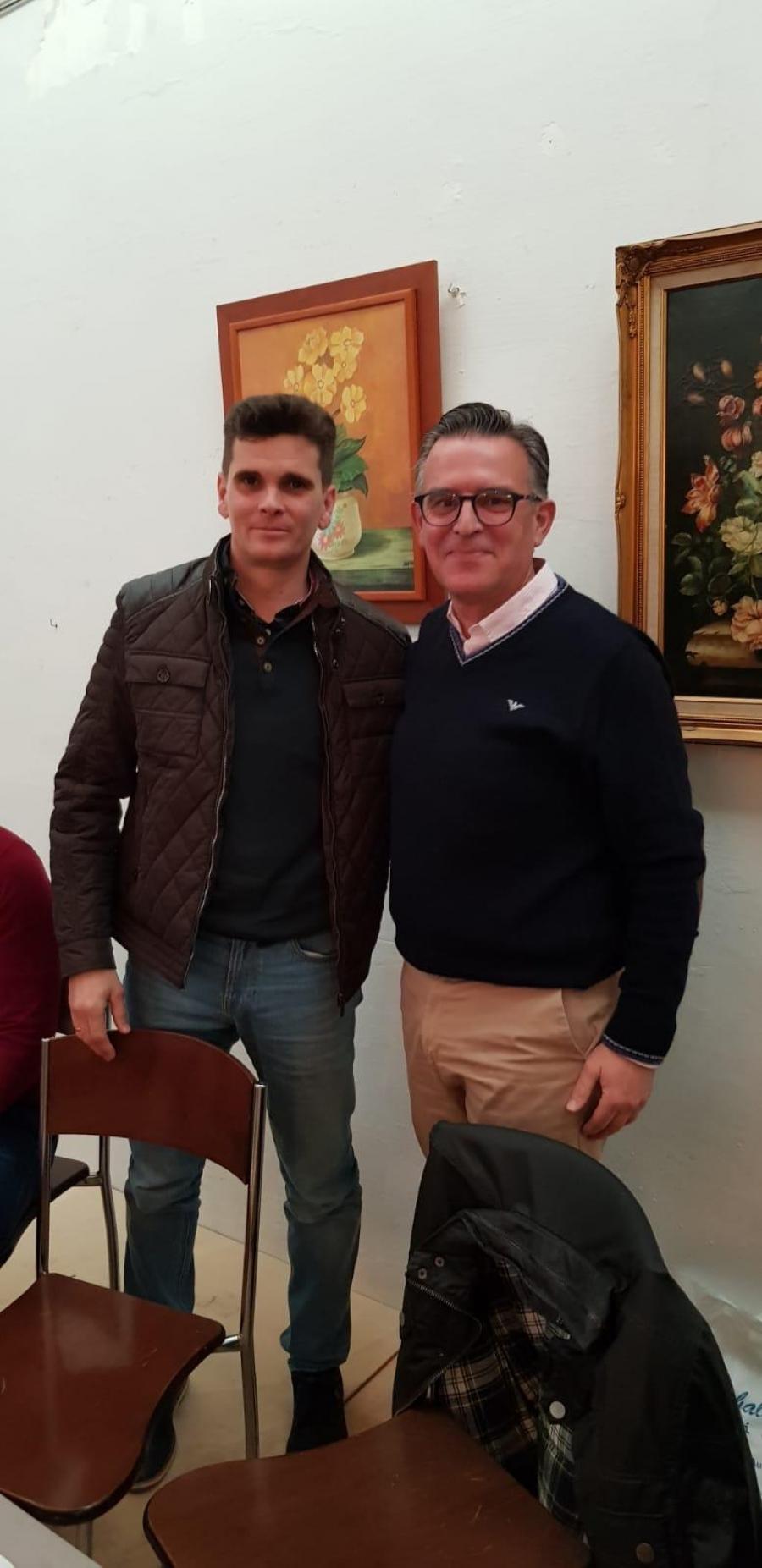 Agustín Romero, nuevo presidente del Club de Atletismo Amo Allá