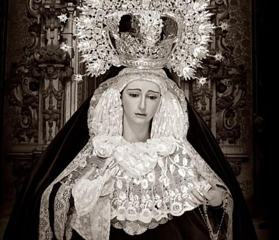 La Salida Extraordinaria de María Santísima del Rosario será el 1 de noviembre