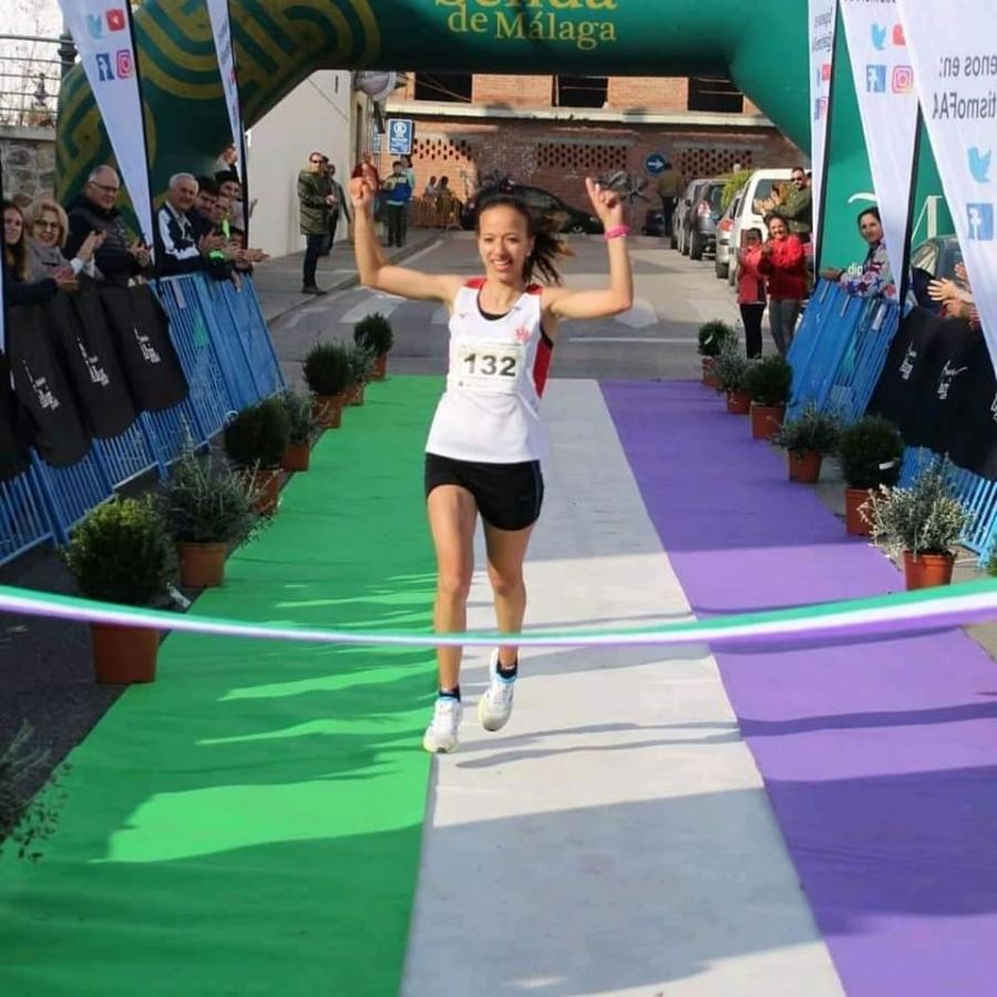 Fátima Ouhaddou conquista la II Media Maratón de Alhaurín El Grande Monumental