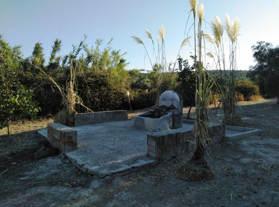 El Ayuntamiento inicia el programa de recuperación de las fuentes de Aguilar