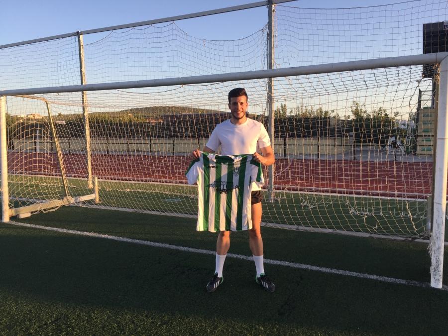 Jesús Urbano, primer refuerzo del FC Aguilarense