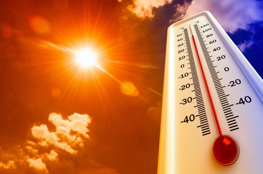 La AEMET activa la alerta naranja por altas temperaturas en la provincia de Córdoba