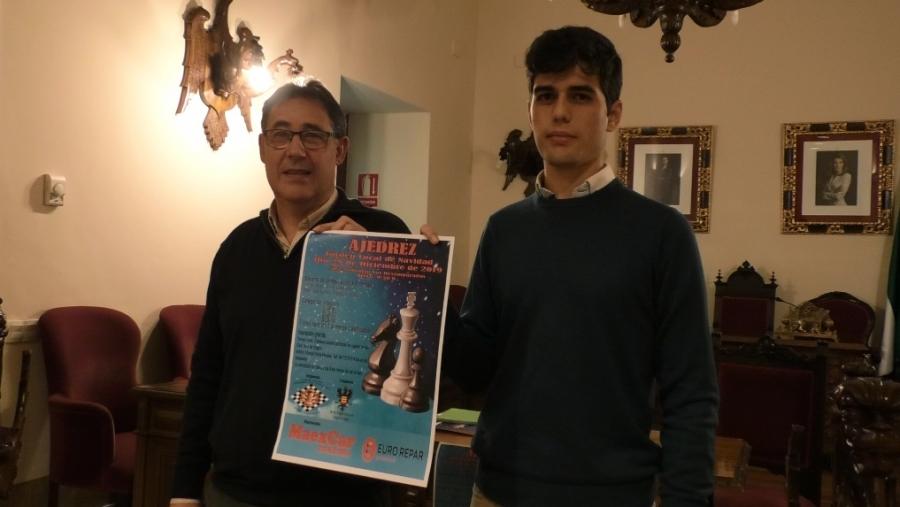 El Club de Ajedrez Torre de Ipagro presenta una nueva edición de su Torneo Local de Navidad