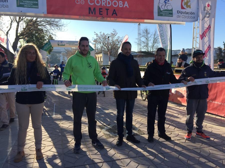 Celebrado el II Rally BTT Ciudad de Aguilar