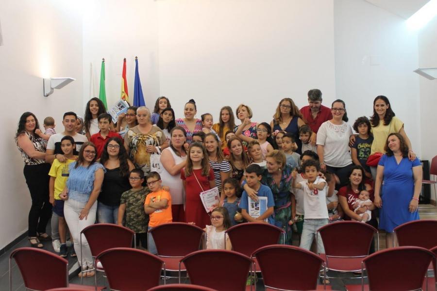 Clausurado el Taller de Menores y Familias 2019