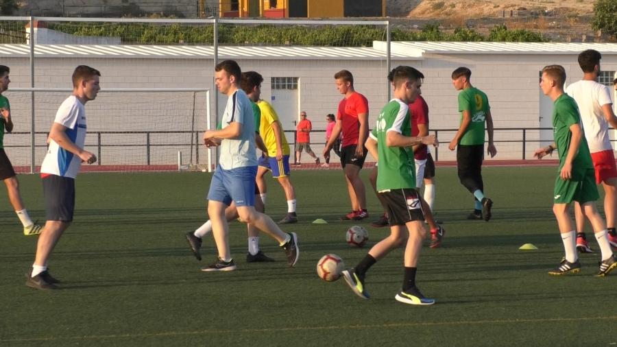 El Fútbol Club Aguilarense arrancará la temporada el 14 de septiembre visitando al Palma del Río