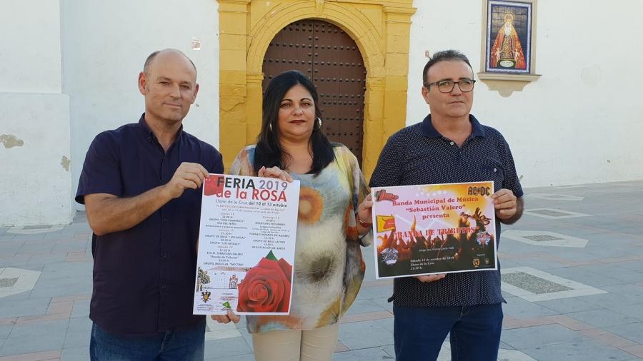 La Feria de la Rosa será del 10 al 13 de octubre