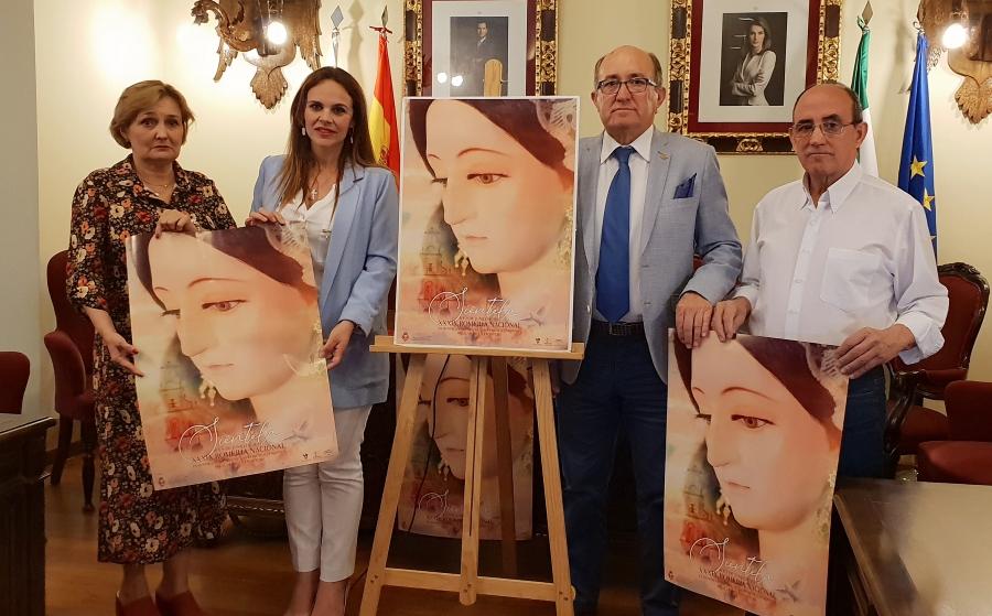 Presentado el cartel de la XXXIX Romería de la Virgen de los Remedios