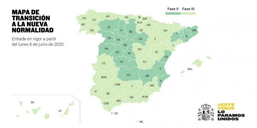 Córdoba entrará en la Fase 3 de la desescalada a partir del próximo lunes