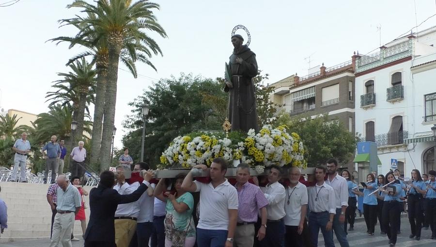 Cultos y salida procesional del Beato Nicolás Alberca