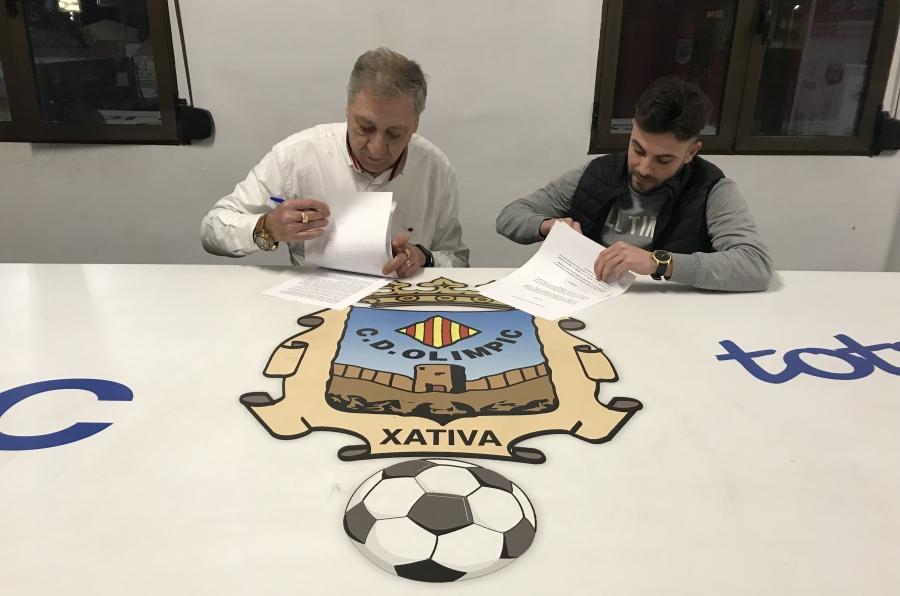 Pato ficha por el Olimpic de Xàtiva de Tercera División