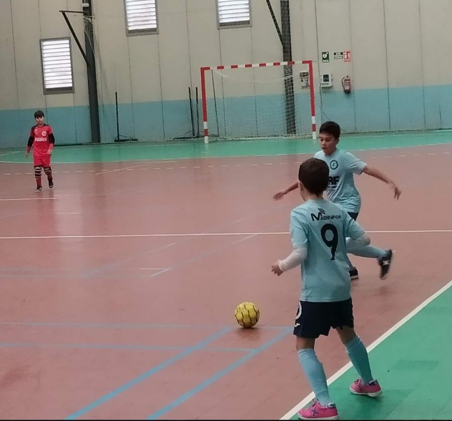 Nuevo curso liguero para el Club Deportivo Aguilar FS en Segunda Andaluza Alevín