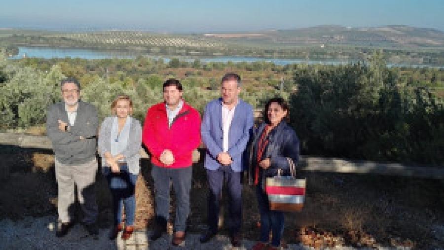 """Jornada de Convivencia en la Laguna de Zóñar para inaugurar la """"Casilla de Los Pajariteros"""""""
