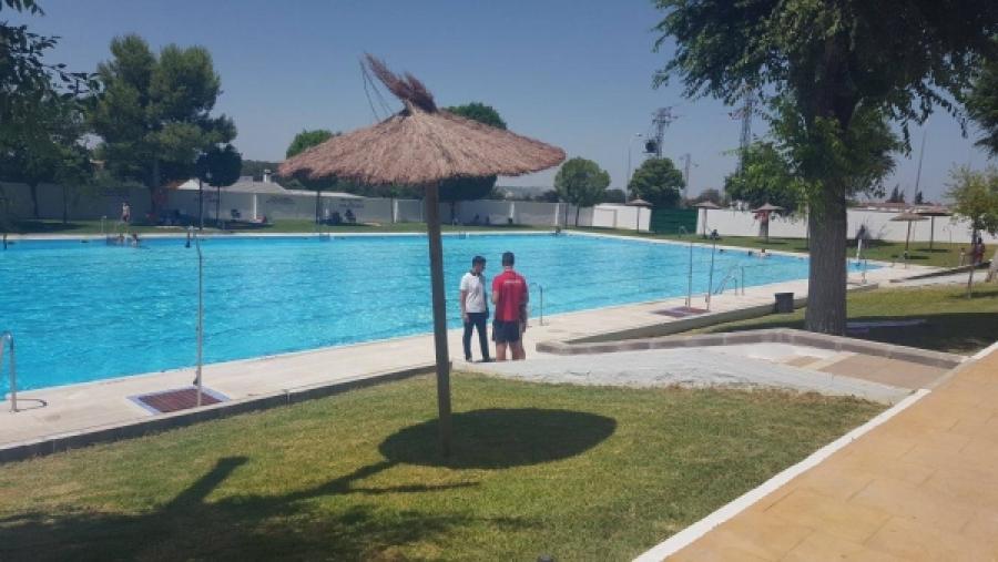 La piscina municipal abrirá el próximo 21 de junio