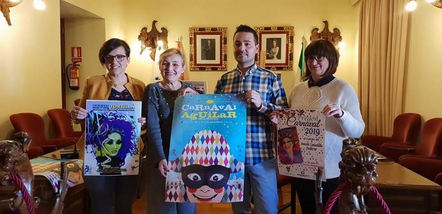 Presentado el cartel de Carnaval 2019