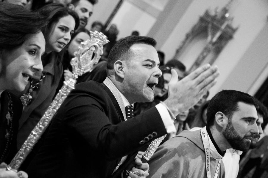 Francisco Alhama nuevo Hermano Mayor de la Hermandad del Rocío de Lucena para la Romería 2019