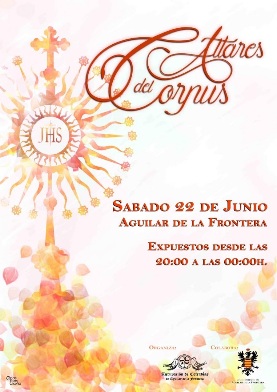 Altares del Corpus 2019