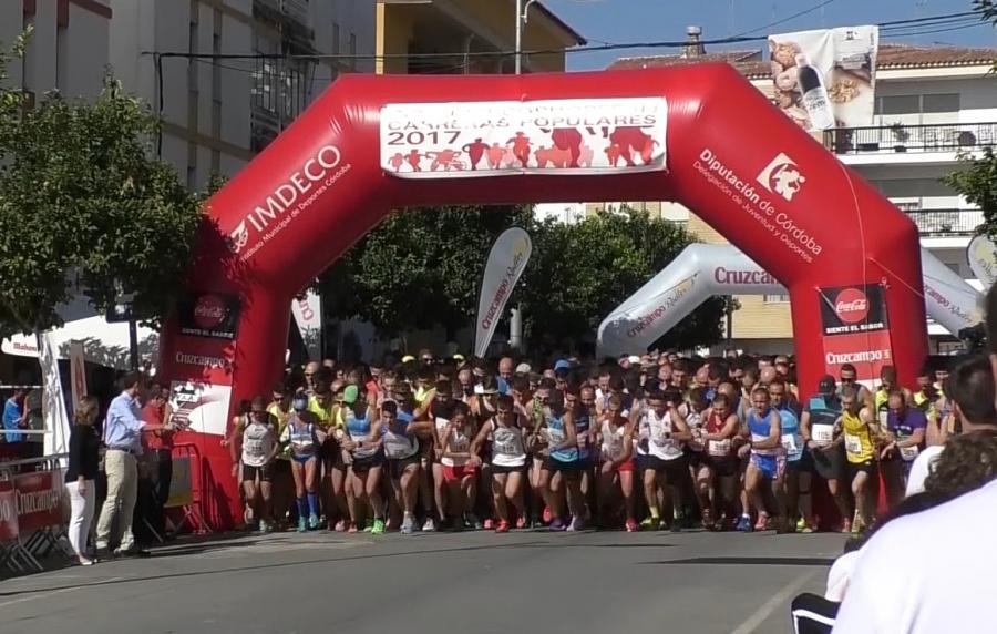 """Suspendida la Carrera Popular """"Ciudad de Aguilar"""" 2020"""
