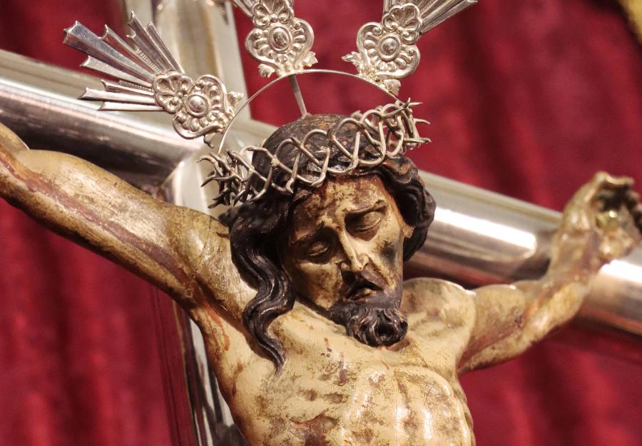 Novena al Cristo de la Salud