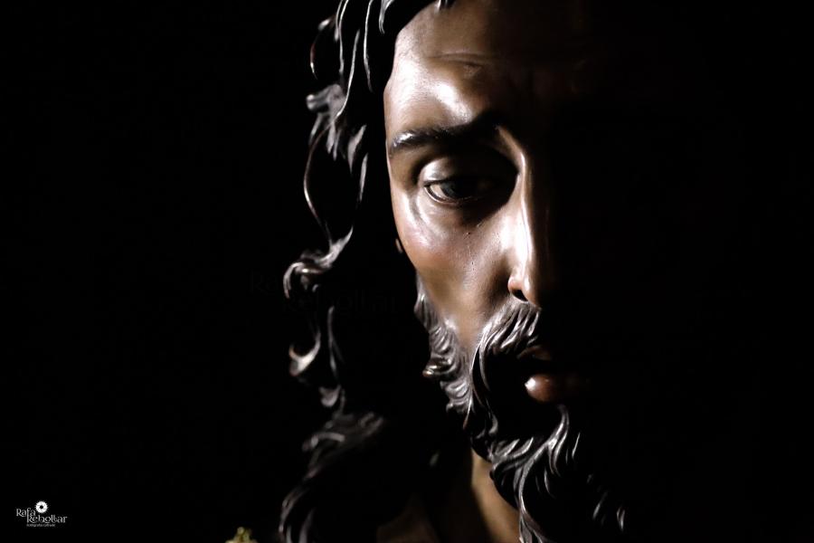 La Hermandad de la Caridad conmemora la festividad de Jesús Cautivo