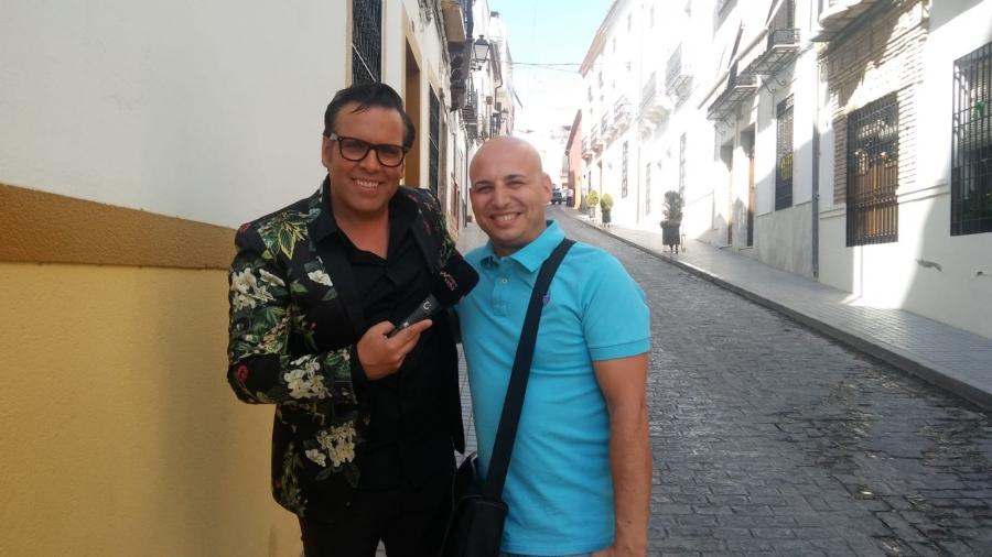 Aguilar aparecerá en Telecinco el próximo domingo