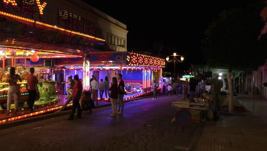 El Ayuntamiento desmiente la alteración de la ornamentación de las plantas de la calle Ancha debido a la proximidad de la Feria de la Rosa