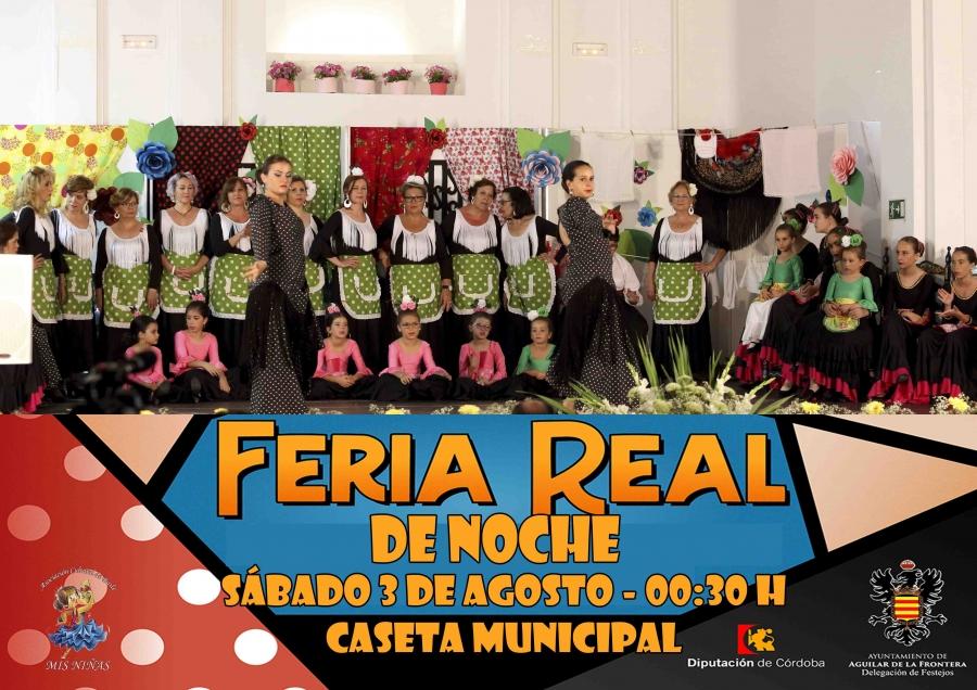El Grupo de Baile Mis Niñas actuará este sábado en la Caseta Municipal durante la Feria Real